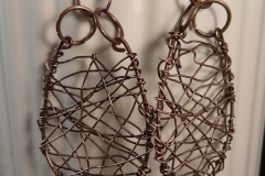Copper Snowshoes