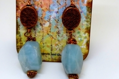 Amazonite and Copper